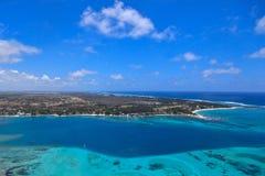 Aerial Mauritius Stock Images