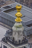 Aerial view of the Monument to the Great Fire Stock Images
