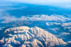 Aerial view of mountains in Northern Anatolia, Turkey. Aerial view of mountains in Northern Anatolia. Turkey Stock Photos