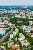 Aerial view of Munich. Munich, Bavaria, Germany Stock Photography