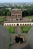 Aerial View of Museum Royalty Free Stock Images