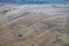 Aerial View of the Nazca Desert. Not far from Nazca, Peru stock photos