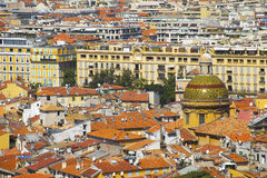 View of Nice, France Royalty Free Stock Image