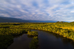 Free Aerial View Of A Rainforest In Brazil Stock Photography - 98933762