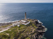 Free Aerial View Of Ardnamurchan Lighthouse Royalty Free Stock Image - 93257886