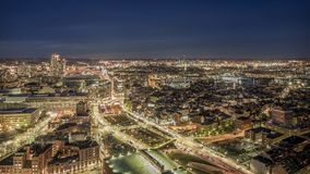 Free Aerial View Of Boston In Massachusetts, USA Royalty Free Stock Images - 106350039