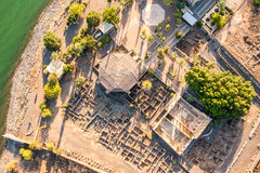 Free Aerial View Of Capernaum, Galilee, Israel Royalty Free Stock Photography - 62431687