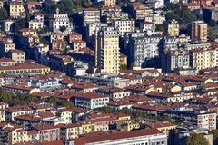 Aerial View Of La Spezia Stock Image