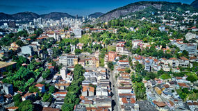 Free Aerial View Of Rio De Janeiro City And Mountains Royalty Free Stock Photos - 97761328