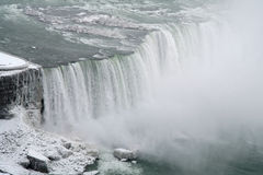 Aerial View Of The Falls Royalty Free Stock Photography