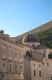 Aerial View on the Old City of Dubrovnik, Croatia Stock Photography