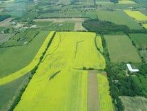 Aerial view of Ontario Royalty Free Stock Photo