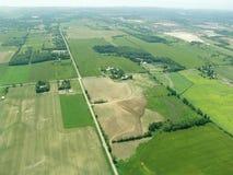 Aerial view of Ontario Stock Photos