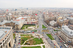 Bucharest, Romania Stock Photos