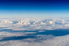 Aerial View Of Planet Earth As Seen From 40.000 Feet. Altitude stock images