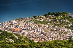 Aerial View Of San Pedro Stock Photos