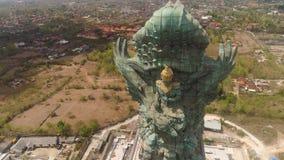 Garuda Wisnu Kencana cultural park Bali stock video