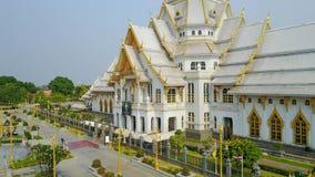 Thai temple church Stock Photos