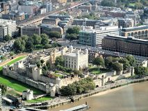 Tower of london dont loose your head royalty free stock image