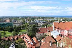 Tallinn, Estonia Royalty Free Stock Photos
