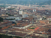Aerial view of Turin Stock Images
