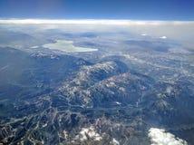 Aerial view of Utah Stock Photos