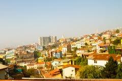 Aerial view Valparaiso Stock Photos