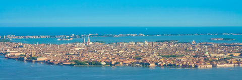 Aerial view of Venice, Italy. Stock Photography