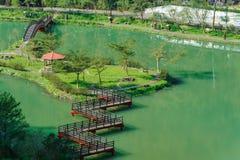 Aerial view of wanglongbi in Yilan, Taiwan Royalty Free Stock Images