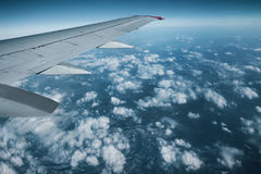 Aerial view Royalty Free Stock Photography