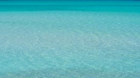 Aerial view of a wonderful turquoise sea, Majorca pearl of the Mediterranean. Summer season royalty free stock photos