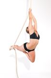 Aerialist Royalty Free Stock Photography