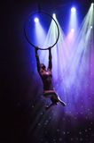 Aerialist Royalty Free Stock Photo