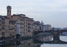 Aerialview von Florenz Lizenzfreies Stockbild