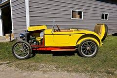 Aero автомобиль с откидным верхом 1932 от Чехословакии Стоковая Фотография