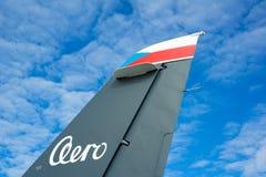 Aero Lizenzfreies Stockbild