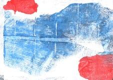Aero abstrakter Aquarellhintergrund Stockbild
