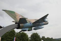 Aero- Alca L-159 Fotos de archivo