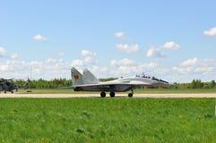 Aero- Alca L-159 imagen de archivo