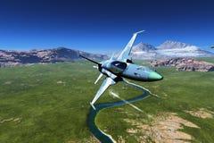 Aero Alca L-159 stock abbildung