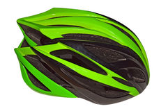 Aero Cycle Helmet.  With PNG File Attached Stock Photos