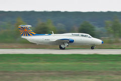 Aero λ-29 Delfin Στοκ εικόνα με δικαίωμα ελεύθερης χρήσης