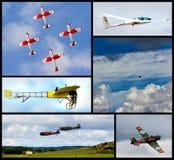 Aero- demostración de Gothenburg 2010 Imagen de archivo libre de regalías