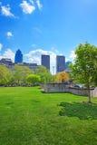 Aero Denkmal im Flieger Park in Philadelphia in Pennsylvania Lizenzfreies Stockbild