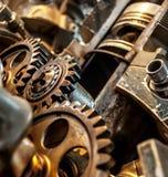 Aero engine Royalty Free Stock Images