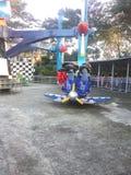 Aero Fahrt Stockbild