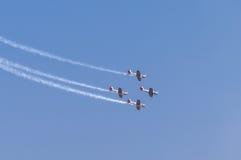 Aero Indien-Show Lizenzfreies Stockfoto