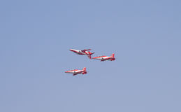 Aero Indien-Show Stockfotos