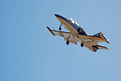 Aero L-39C Albatros ZU-TEE Aerobatics Team Royalty Free Stock Photography