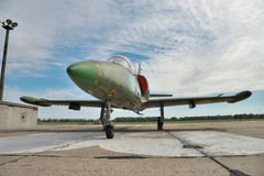 Aero L-39 Albatros Stockfotos